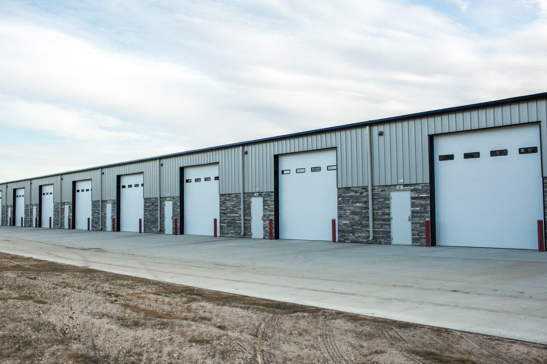 Kalendburg Storage Building