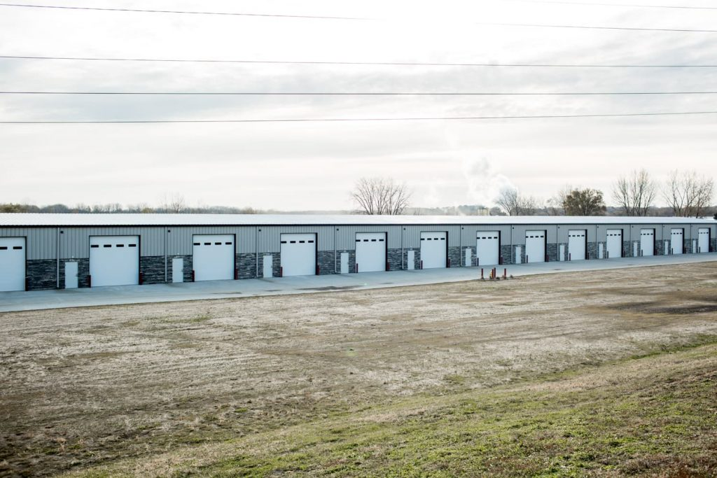 Kalendburg Properties Storage Facility