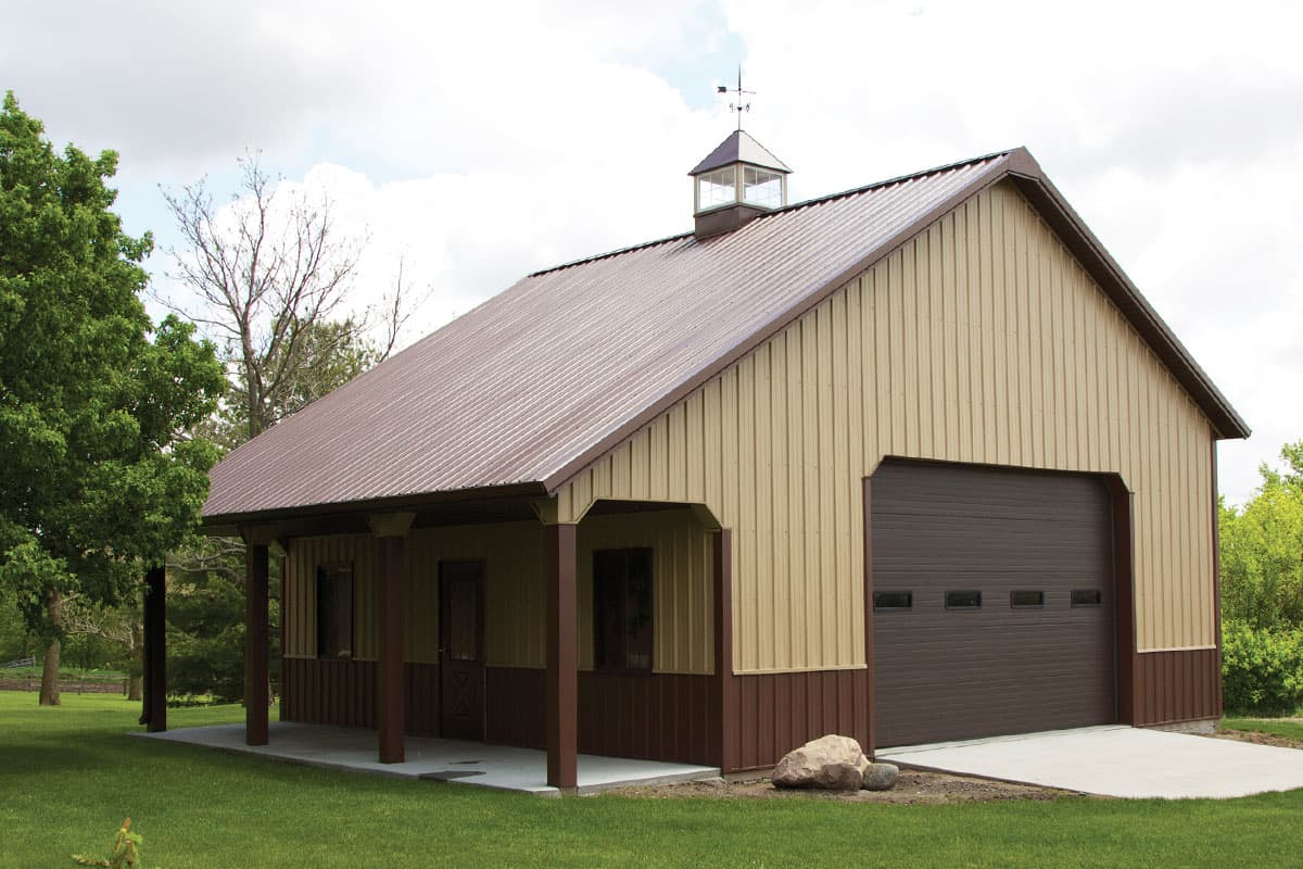 ProLine Accessory Building