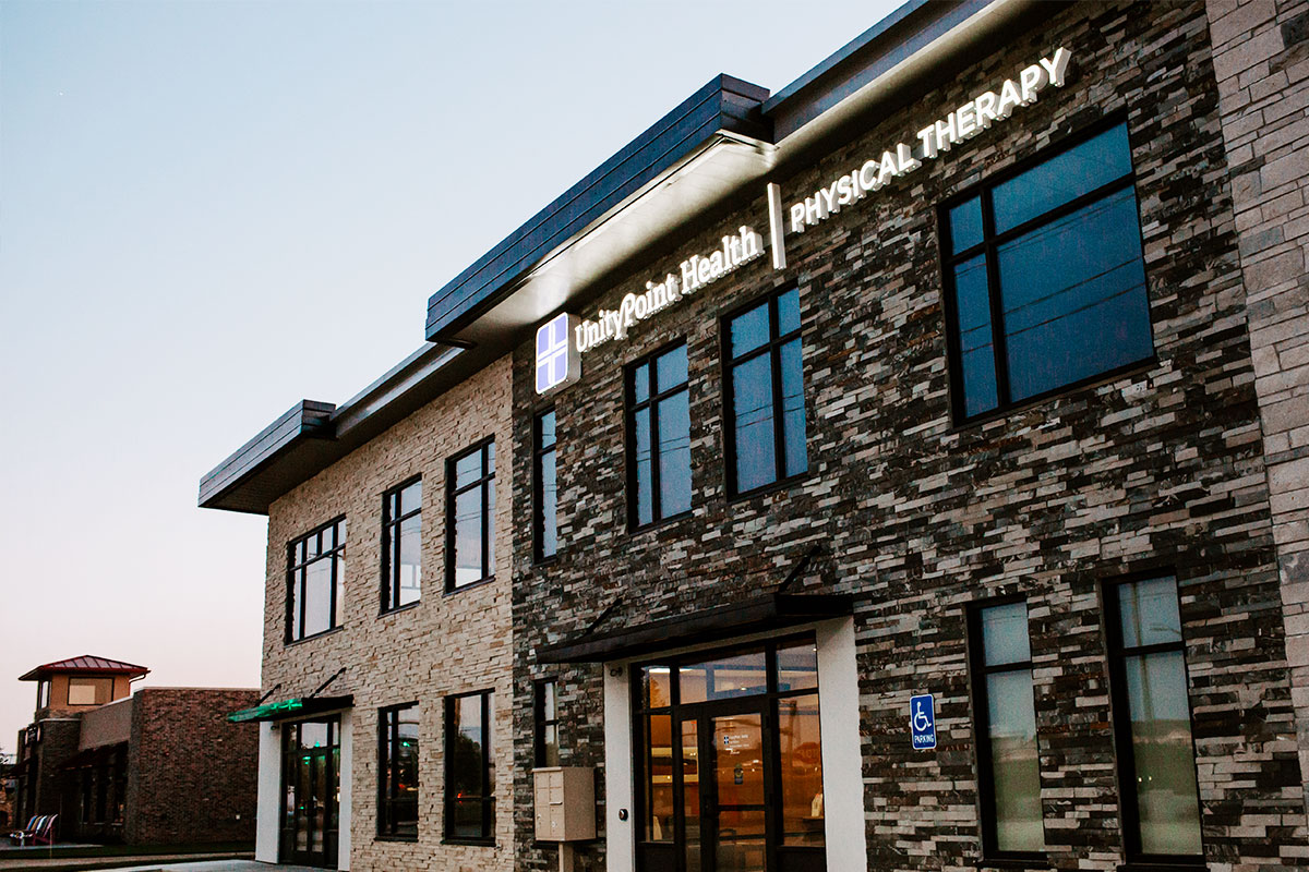 Commercial Building Waukee