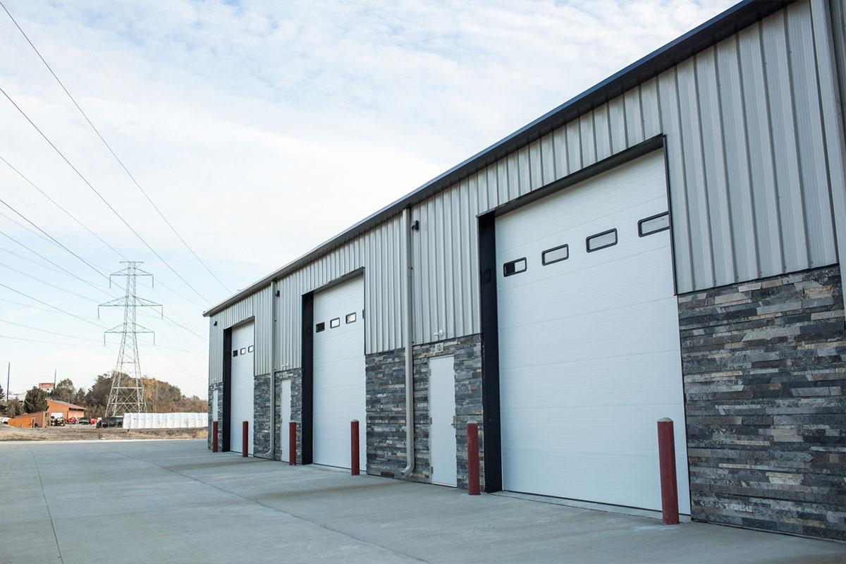 Pro Line Storage Building