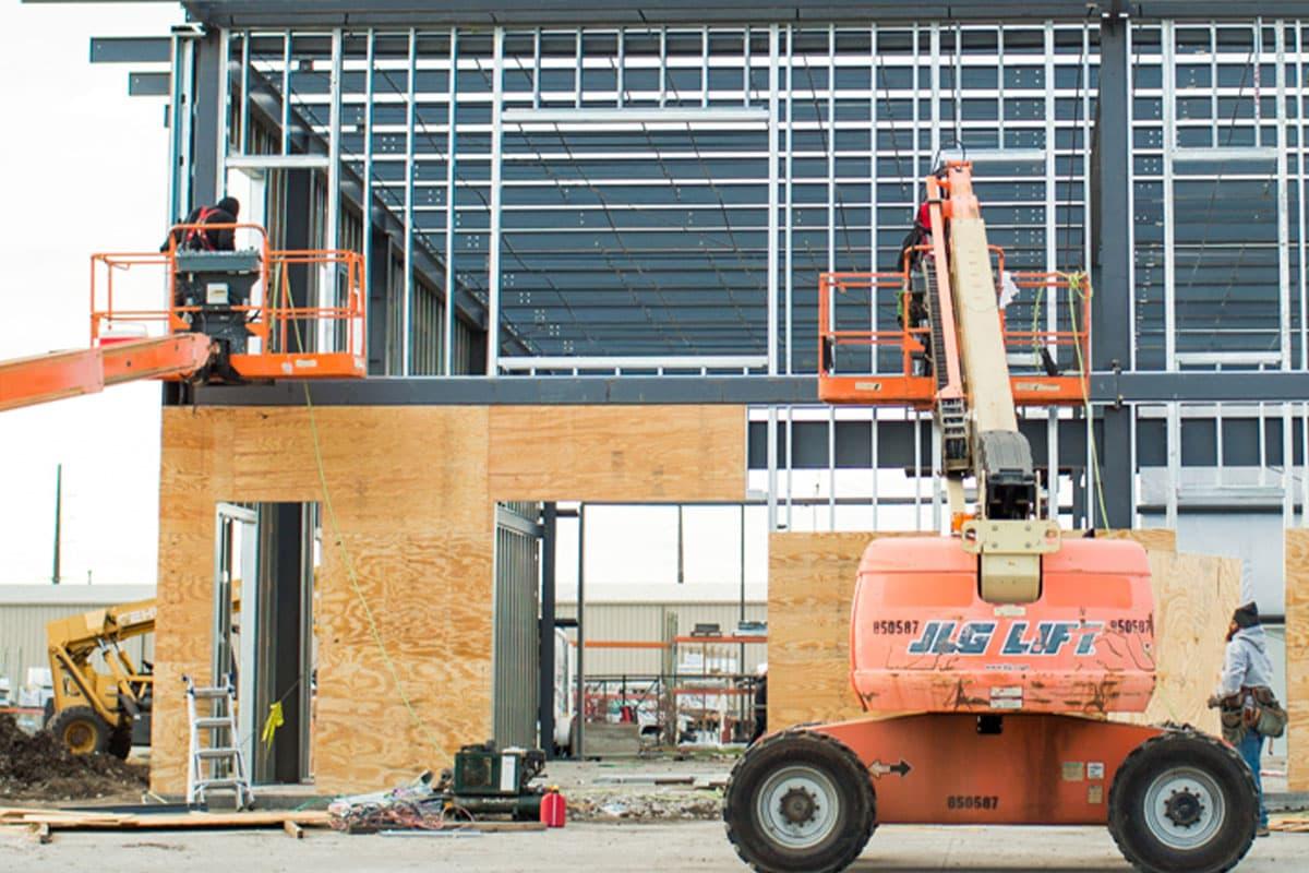 ProLine - Steel Frame Construction