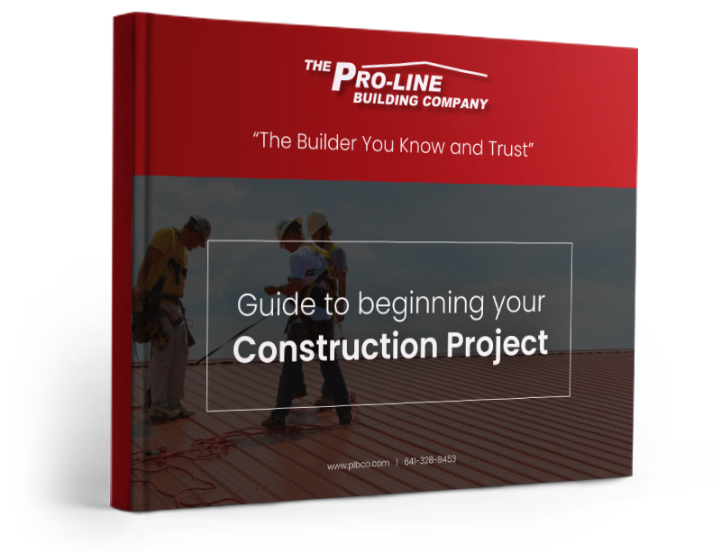 Guide to beginning your Construction Project
